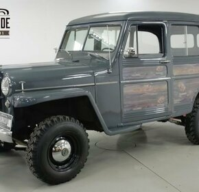 1957 Jeep Other Jeep Models for sale 101100903
