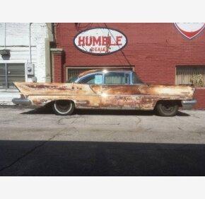 1957 Lincoln Premiere for sale 101143503
