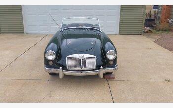 1957 MG MGA for sale 101129622