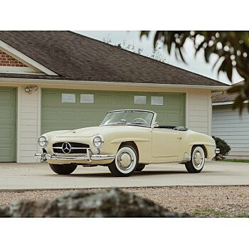 1957 Mercedes-Benz 190SL for sale 101286768