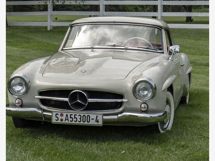 1957 Mercedes-Benz 190SL for sale 101546107