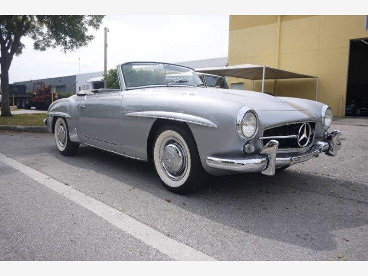 1957 Mercedes-Benz 190SL for sale 101566855