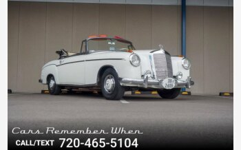 1957 Mercedes-Benz 220S for sale 101165533