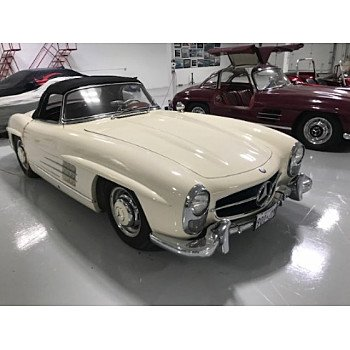 1957 Mercedes-Benz 300SL for sale 101053701