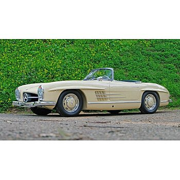 1957 Mercedes-Benz 300SL for sale 101086798