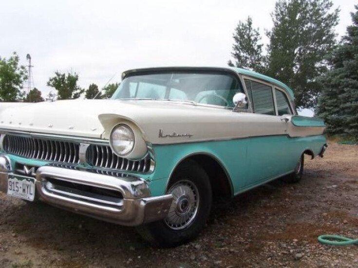 1957 Mercury Monterey for sale 100824521