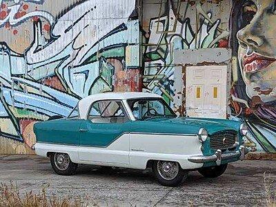1957 Nash Metropolitan for sale 101298695