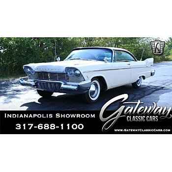 1957 Plymouth Belvedere for sale 101216976
