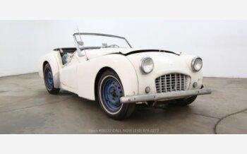 1957 Triumph TR3 for sale 101056853