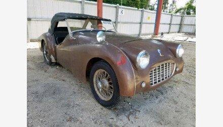 1957 Triumph TR3 for sale 101186616