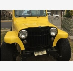 1957 Willys Custom for sale 101286114