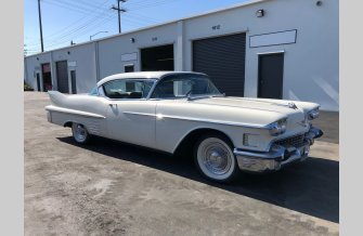 1958 Cadillac De Ville for sale 101293471