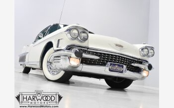 1958 Cadillac Fleetwood for sale 101250399