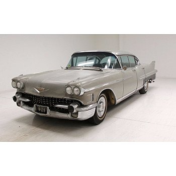 1958 Cadillac Fleetwood for sale 101367194