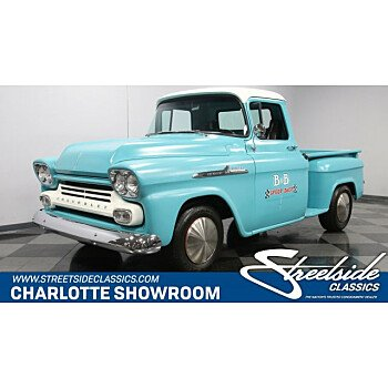 1958 Chevrolet 3100 for sale 101236577