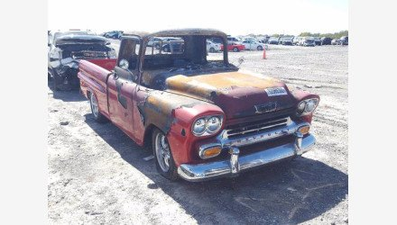 1958 Chevrolet 3100 for sale 101439407