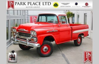 1958 Chevrolet 3100 for sale 101460472