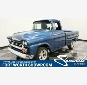 1958 Chevrolet Apache for sale 101080331