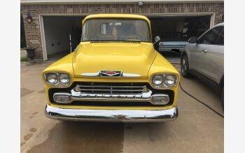 1958 Chevrolet Apache for sale 101455097