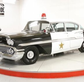1958 Chevrolet Biscayne for sale 101338011