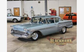 1958 Chevrolet Biscayne for sale 101471291