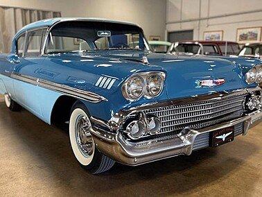 1958 Chevrolet Biscayne for sale 101532323