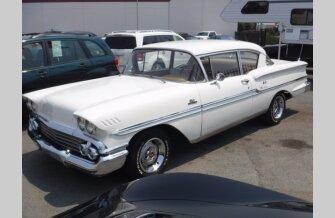 1958 Chevrolet Biscayne for sale 101575948