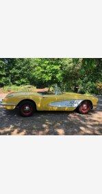 1958 Chevrolet Corvette for sale 101062170