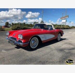 1958 Chevrolet Corvette for sale 101092445