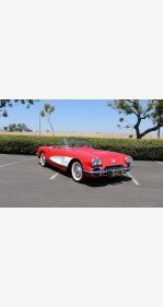 1958 Chevrolet Corvette for sale 101193250