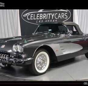 1958 Chevrolet Corvette for sale 101246702