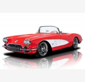 1958 Chevrolet Corvette for sale 101255166