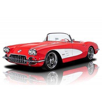 1958 Chevrolet Corvette for sale 101255166