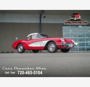 1958 Chevrolet Corvette for sale 101333618