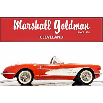 1958 Chevrolet Corvette for sale 101345232