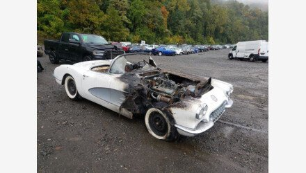 1958 Chevrolet Corvette for sale 101402675