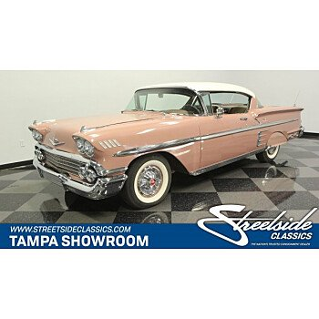 1958 Chevrolet Impala for sale 101093855