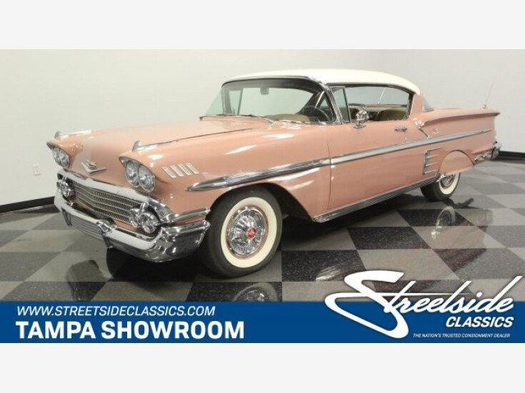 1958 Chevrolet Impala for sale near Lutz, Florida 33559