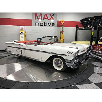 1958 Chevrolet Impala for sale 101117339