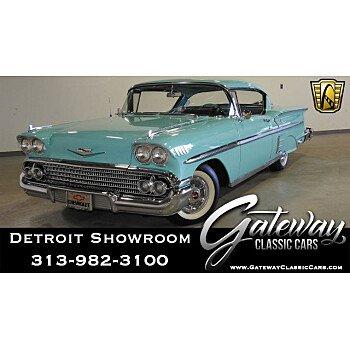 1958 Chevrolet Impala for sale 101117657