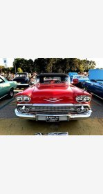1958 Chevrolet Impala for sale 101185580