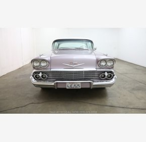 1958 Chevrolet Impala for sale 101221852