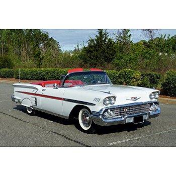 1958 Chevrolet Impala for sale 101328921