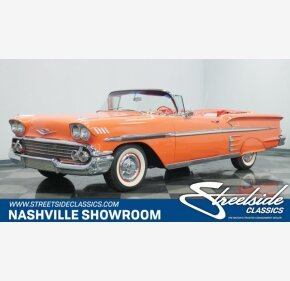 1958 Chevrolet Impala Convertible for sale 101351308