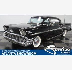 1958 Chevrolet Impala for sale 101367359
