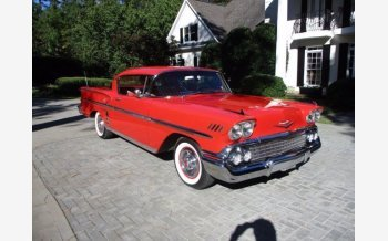 1958 Chevrolet Impala for sale 101397893
