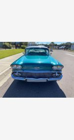 1958 Chevrolet Impala for sale 101422648