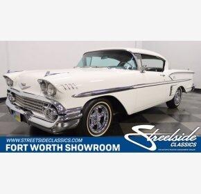 1958 Chevrolet Impala for sale 101455329