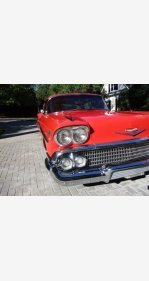 1958 Chevrolet Impala for sale 101484846