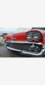 1958 Chevrolet Impala for sale 101330062